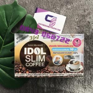 CAFE GIẢM CÂN IDOL SLIM 3 IN 1 (THAILAND)
